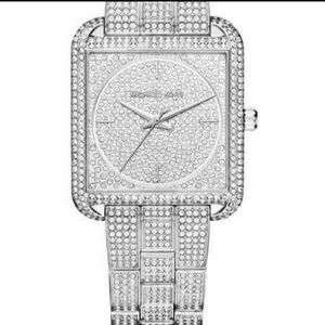 Michel khors pave watch